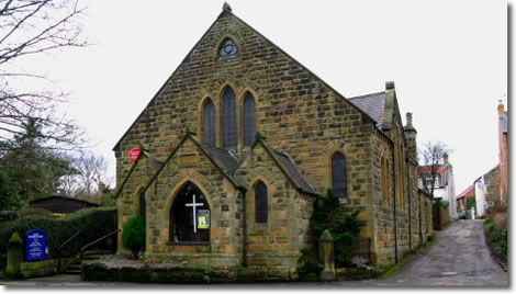 Scalby Methodist Church