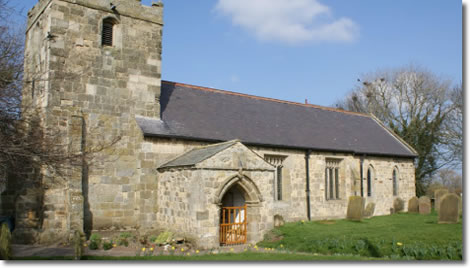 St Peter's Staxton C of E